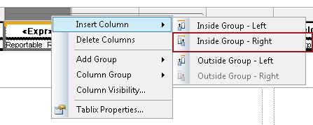 CBlog(handziuk) | Variable Column Width in SSRS Matrix Report